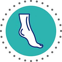 Cuidado de pies y talones con NIVEA Creme